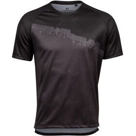 PEARL iZUMi Summit Top Manga Corta Hombre, black/phantom diverge